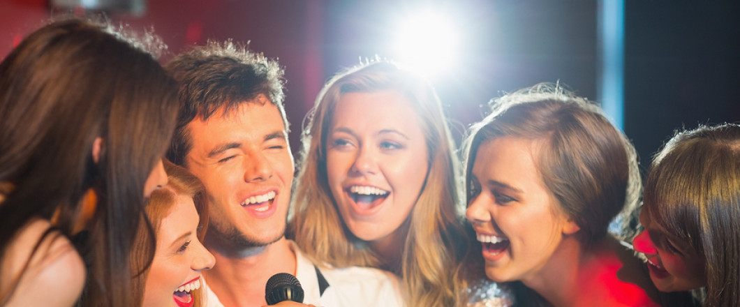 Karaoke every Thursday nightfrom 9 PM to 1 AM!